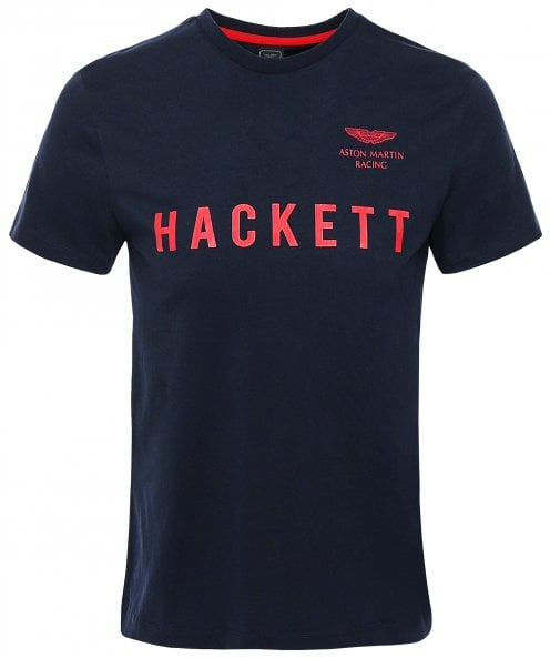 Hackett Crew Neck AMR T-Shirt