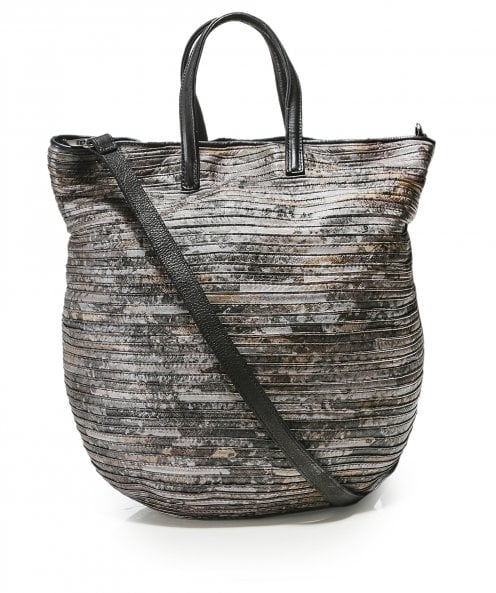 Majo Camouflage Leather Bag