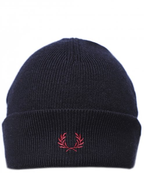 Fred Perry Merino Wool Beanie C7150 635