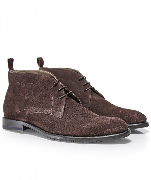 Oliver Sweeney Suede Farleton Chukka Boots