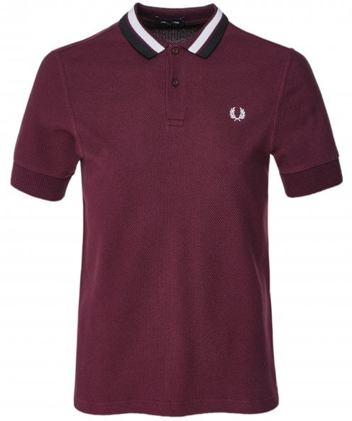 Fred Perry Bold Tipped Polo Shirt M7511 799
