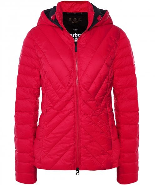 Barbour Rowlock Hooded Quilted Jacket