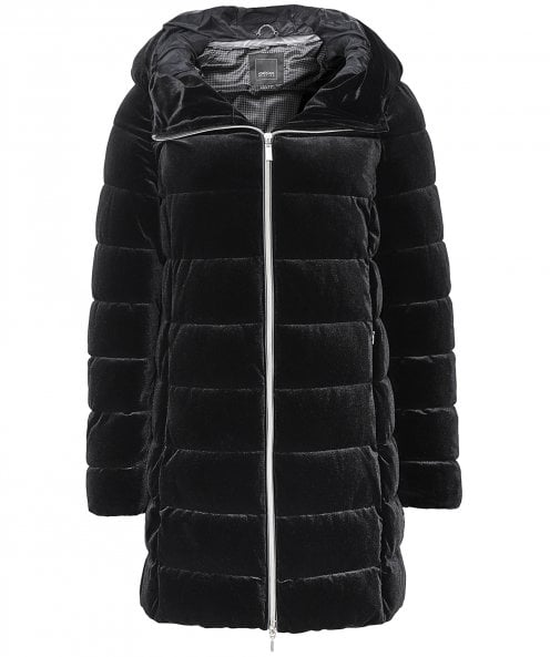 Geox Felyxa Quilted Long Jacket