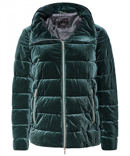 Geox Felyxa Quilted Short Jacket