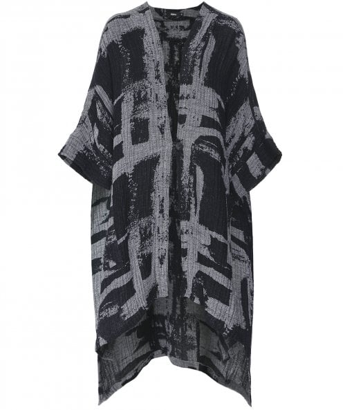Ralston Agat Abstract Print Jacket