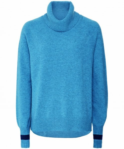 Duffy Cashmere Turtleneck Jumper