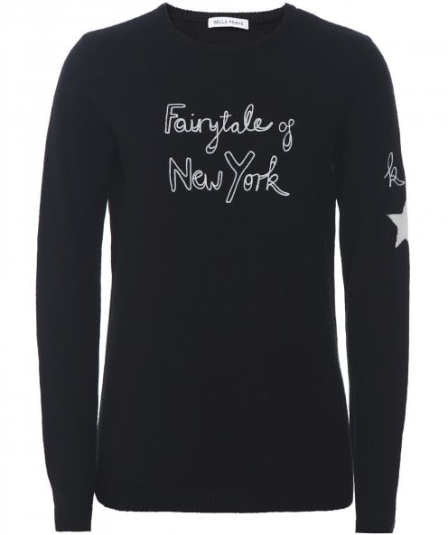 Bella Freud X Kate Moss Fairytale of New York Jumper
