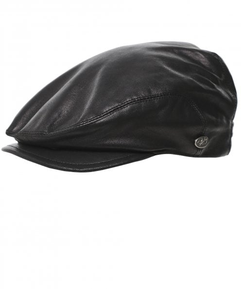 Bailey Leather Stockton Cap