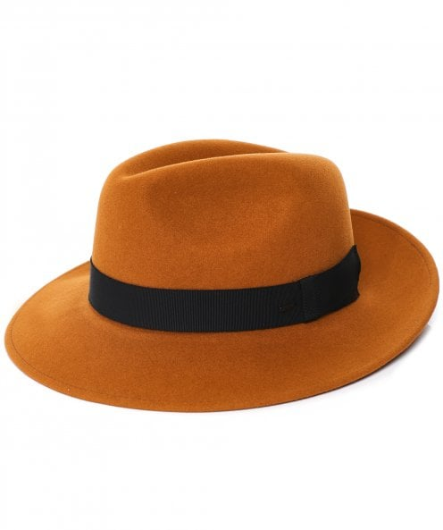 Bailey Hereford Fedora Hat