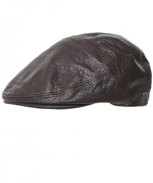 Bailey Leather Langham Cap