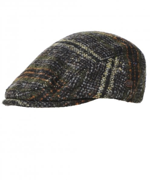 Bailey Plaid Liston Cap