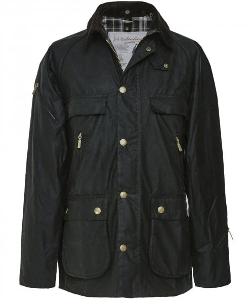 Barbour Waxed Bedale Jacket