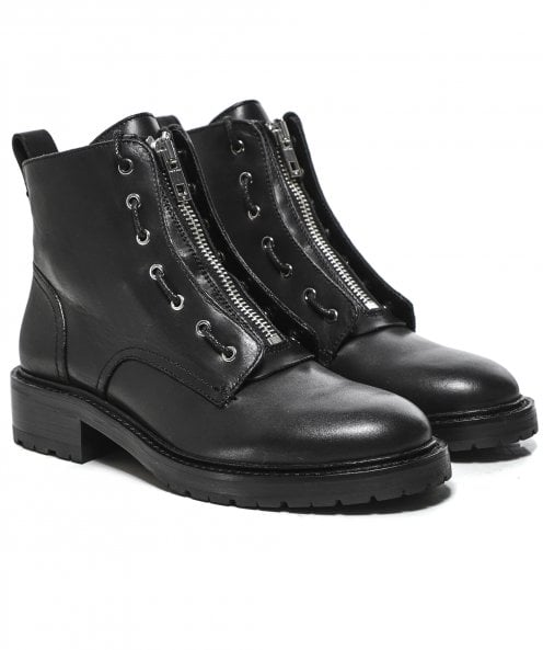 Rag and Bone Leather Cannon Boots