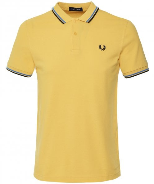 Fred Perry Twin Tipped Polo Shirt M3600 J20