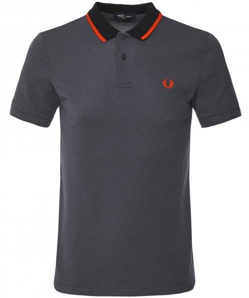 Fred Perry Contrast Collar Polo Shirt M7570 491