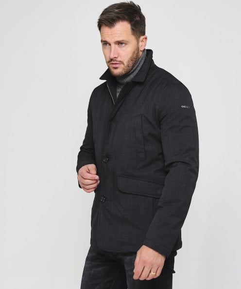 Geox Water-Repellent Padded Winfred Jacket
