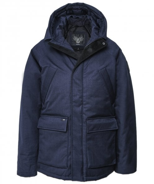 Nobis Down Filled Heritage Parka