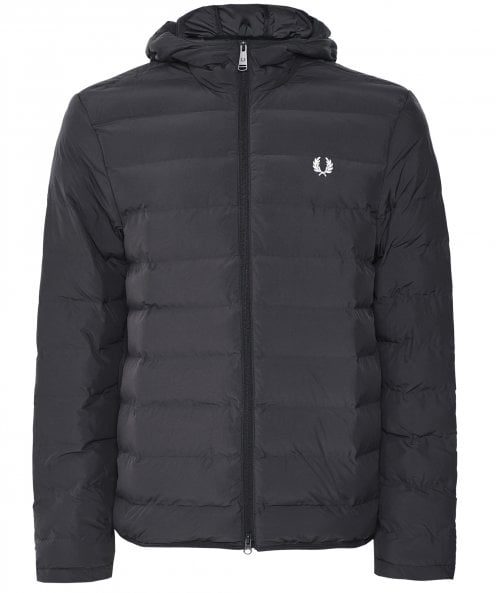 Fred Perry Insulated Hooded Jacket J7516 102