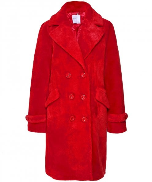 Rino and Pelle Gala Faux Fur Coat