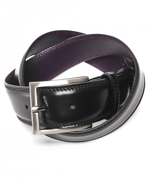 Elliot Rhodes Cordovan Leather Belt
