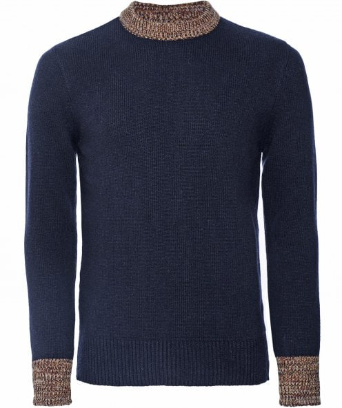 Oliver Spencer Extrafine Lambswool Blenheim Varley Jumper