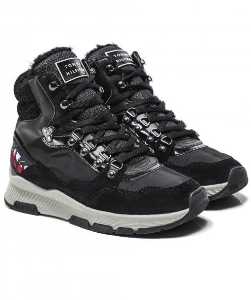 Tommy Hilfiger Sporty Boots