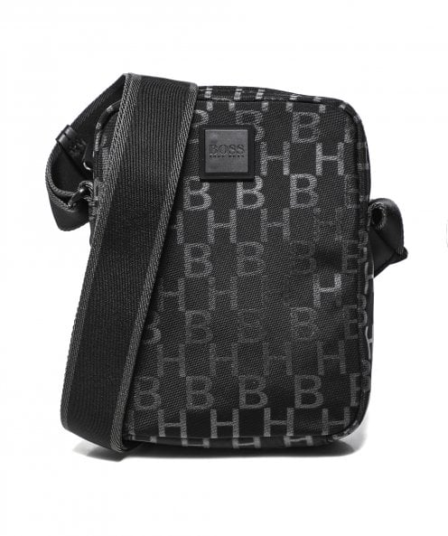 BOSS Pixel AO_NS zip Shoulder Bag