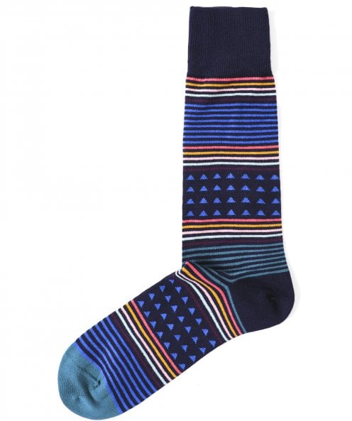 Paul Smith Jacquard Jack Socks