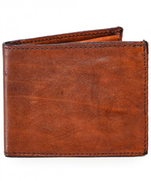 Campomaggi Leather Coin Wallet