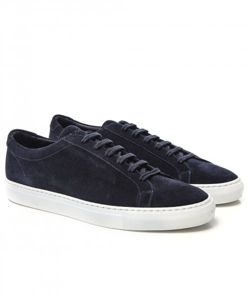 Loake Suede Sprint Trainers