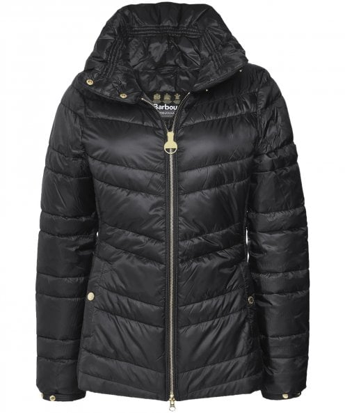 Barbour International Rally Quilted Jacket