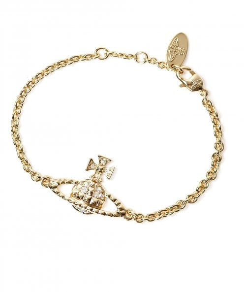 Vivienne Westwood Accessories Mayfair Charm Bracelet