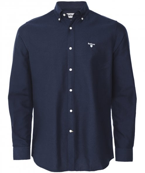 Barbour Tailored Fit Oxford Shirt