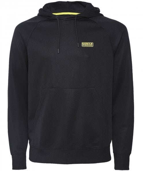 Barbour International Tricot Pop Over Hoodie