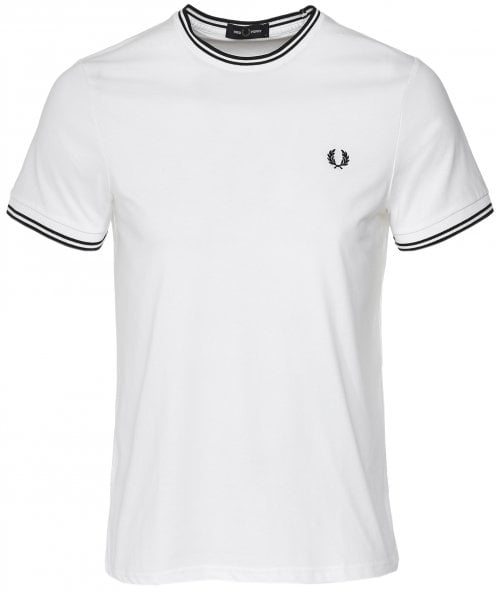 Fred Perry Twin Tipped T-Shirt M1588 100