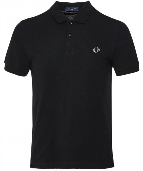 Fred Perry Plain Polo Shirt M6000 906