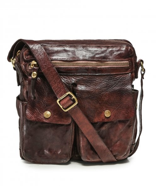 Campomaggi Leather Crossbody Bag