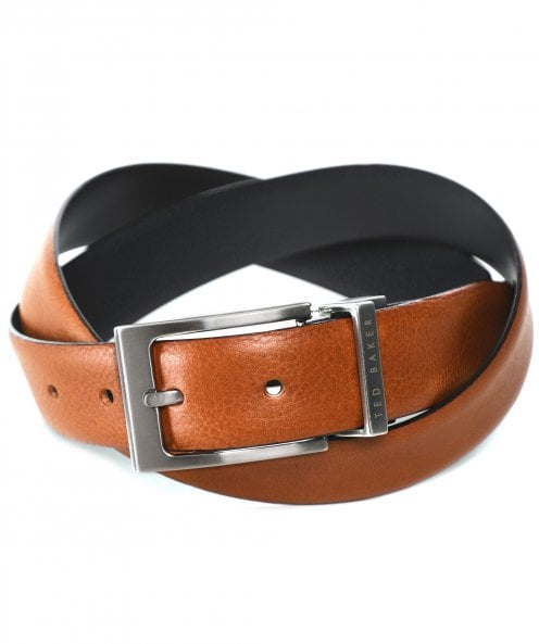 Ted Baker Reversible Leather Karmer Belt