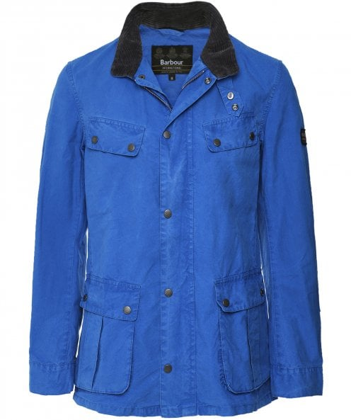 Barbour International Garment Dyed Duke Jacket
