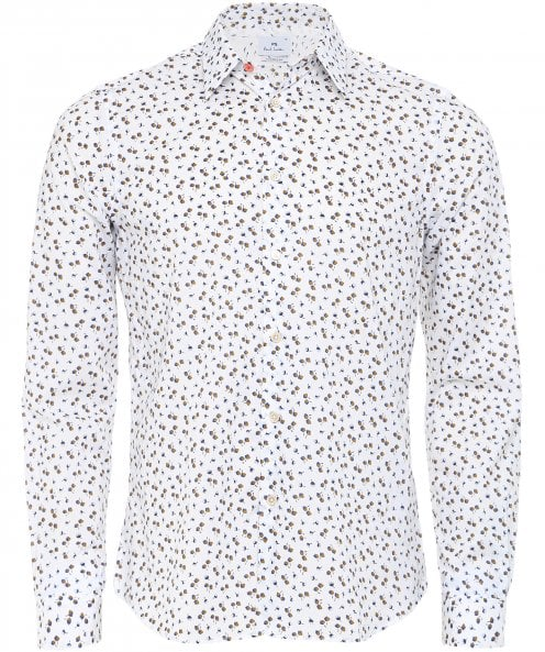 Paul Smith Tailored Fit Dandelion Shirt