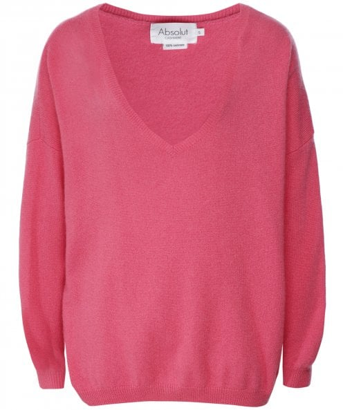 Absolut Cashmere Cashmere Angele V-Neck Jumper