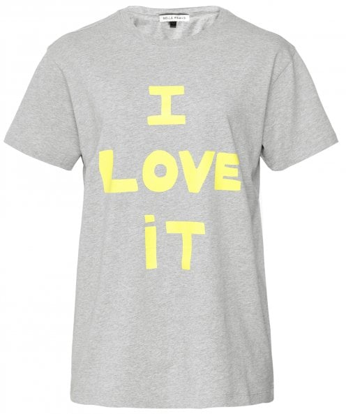 Bella Freud I Love It T-Shirt