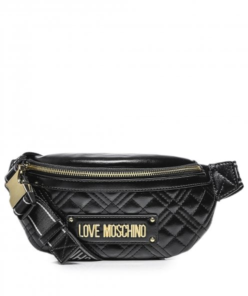 Moschino Love Moschino Quilted Bum Bag