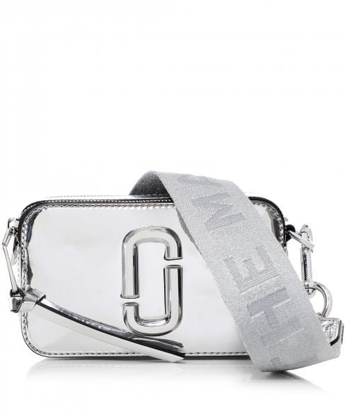 Marc Jacobs Small Snapshot Mirrored Camera Bag