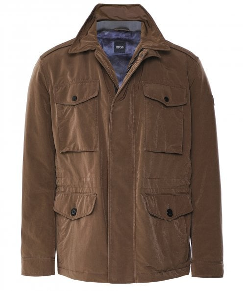 BOSS Water-Repellent Padded Colano Jacket