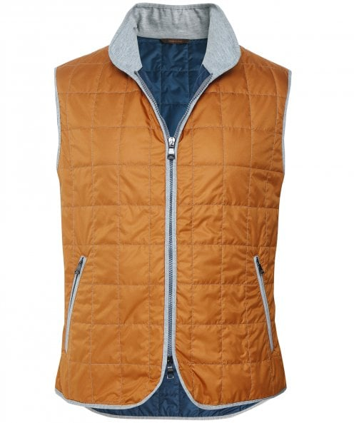 Waterville Water-Repellent Quilted Gilet
