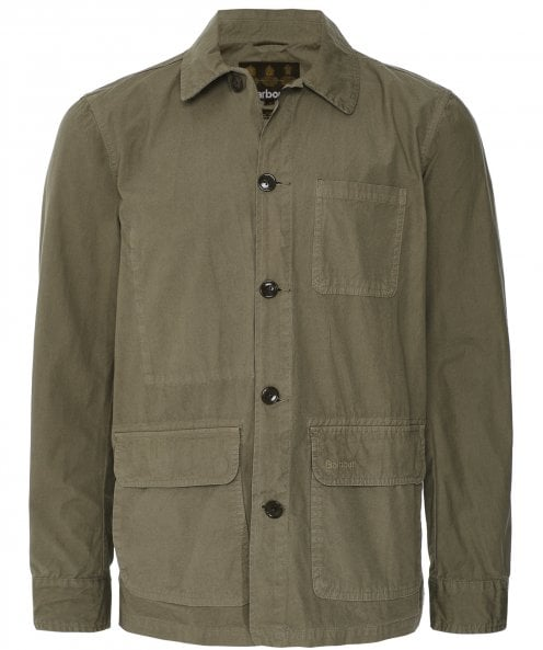 Barbour Washed Quenton Overshirt