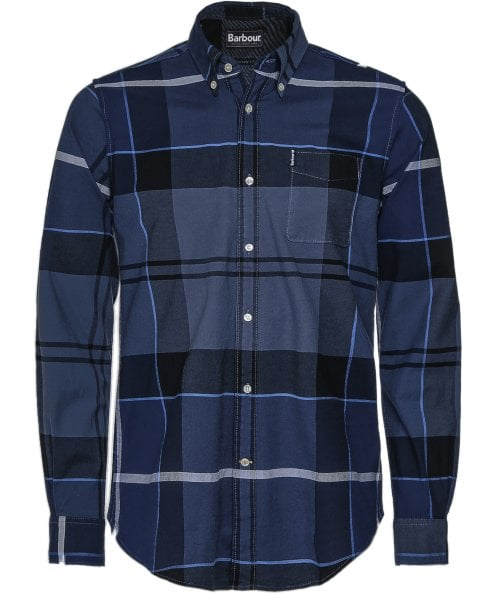 Barbour Tailored Fit Tartan Sutherland Shirt