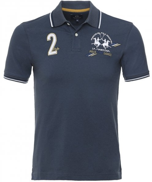 La Martina Regular Fit Polo Games Shirt