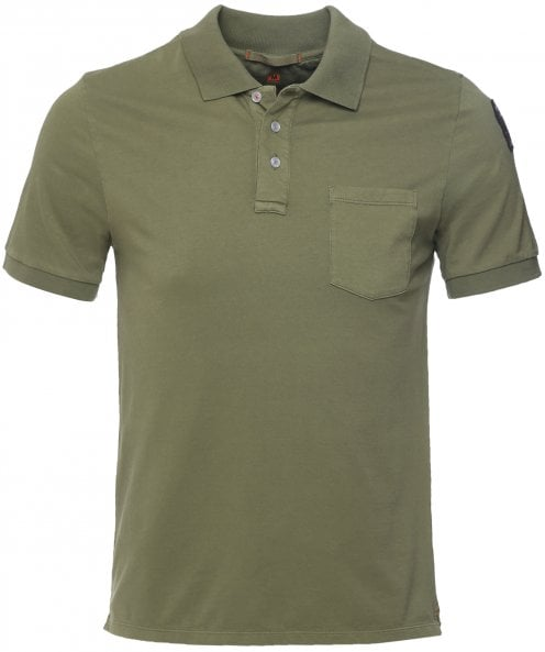 Parajumpers Pique Roddy Polo Shirt